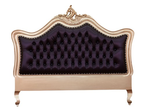 t te de lit quot frise baroque quot en m dium 6mm pictures. Black Bedroom Furniture Sets. Home Design Ideas