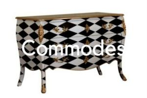 Commodes Baroques EN STOCK