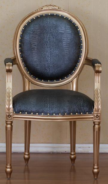 Fauteuil Style Louis 16