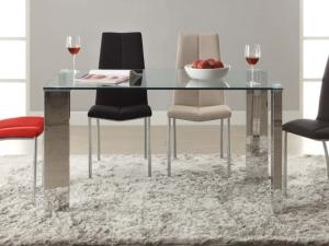 TABLE DESIGN MALIBU SCHULLER 140CM