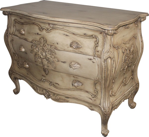 COMMODE BAROQUE BARA