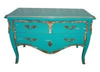 COMMODE BAROQUE POMPADOUR