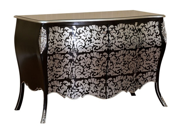 mobilier baroque buffets. Black Bedroom Furniture Sets. Home Design Ideas