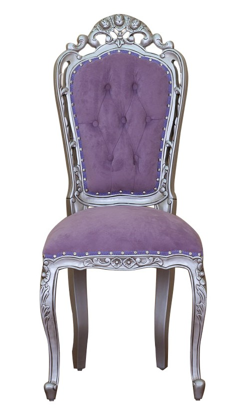 Chaise baroque for Chaise de style baroque