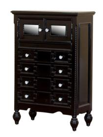 chiffonnier baroque azzuro. Black Bedroom Furniture Sets. Home Design Ideas
