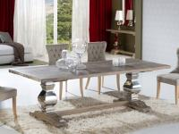 TABLE BAROQUE PISA