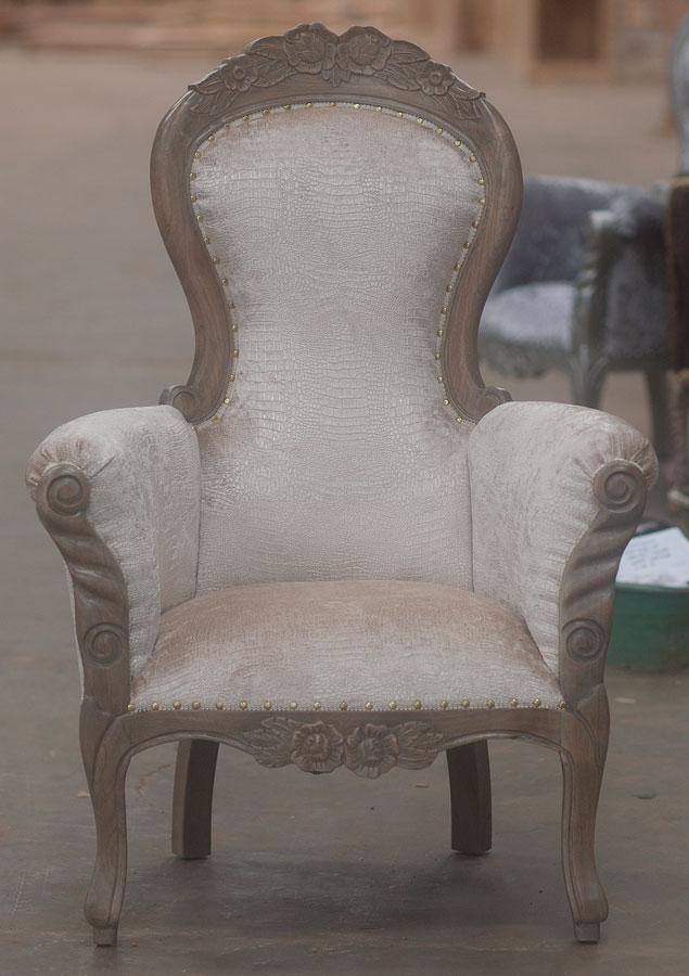 Fauteuil Flower Grandfather