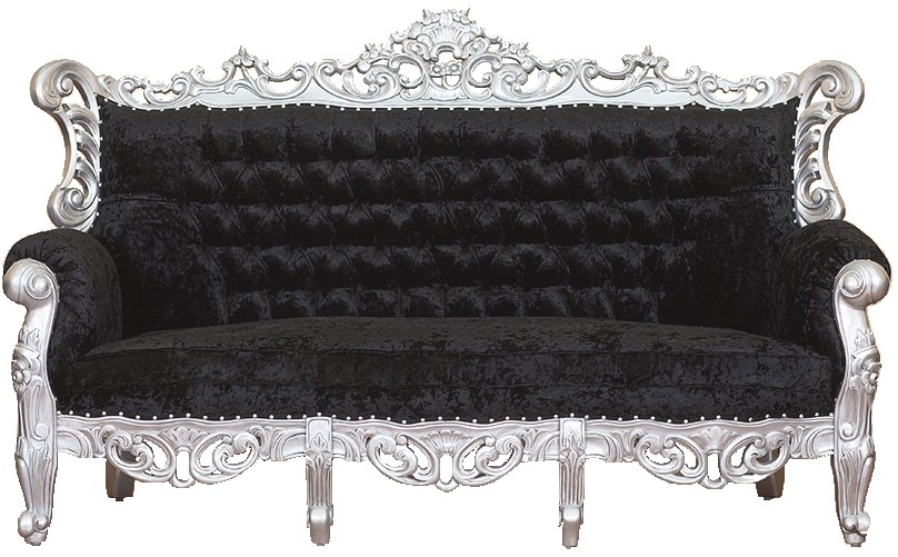 canap baroque mirandello. Black Bedroom Furniture Sets. Home Design Ideas