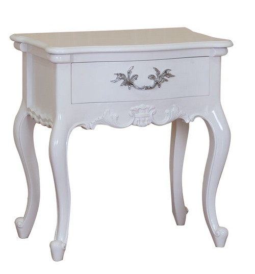 Mobilier baroque commodes - Table de chevet baroque pas cher ...
