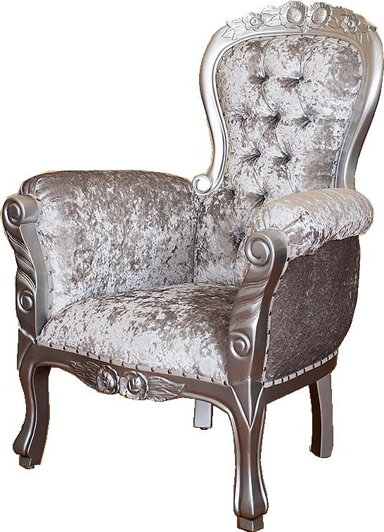 fauteuil flower grandfather. Black Bedroom Furniture Sets. Home Design Ideas